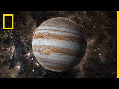 AJ - Jupiter Will Be So Close To Earth, You'll See It's Moons With Binoculars