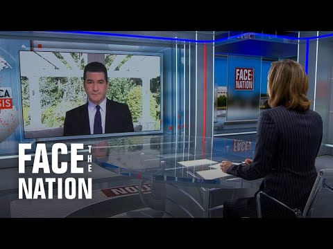 Face The Nation: Booker, Gottlieb