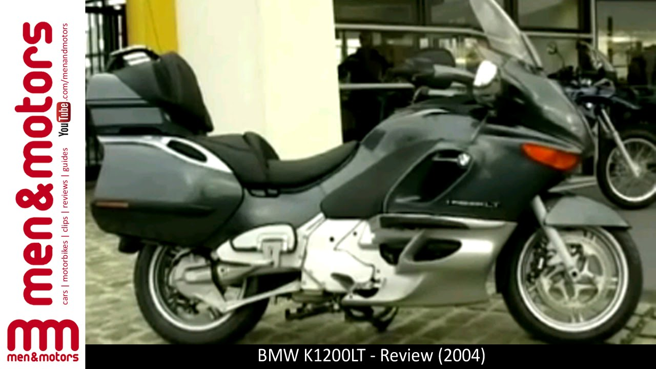 BMW K1200LT - Review (2004) - YouTube