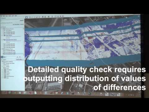 LiDAR Tools, Dr. Martin Isenburg, LAStools, Part 6, Quality Checking LiDAR Data