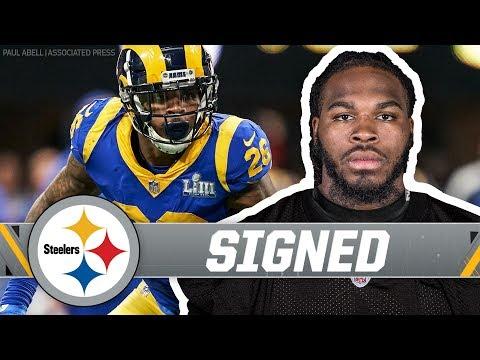 Pittsburgh Steelers Sign Linebacker Mark Barron | NFL Free Agency