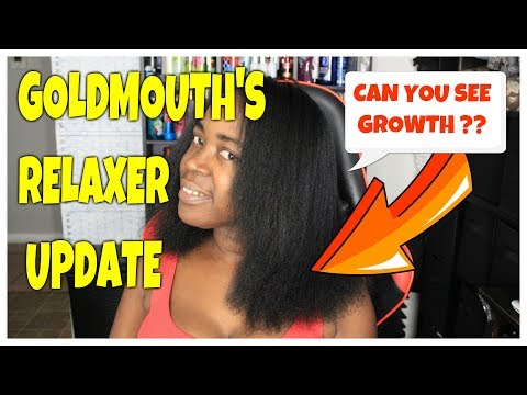 GOLDMOUTH'S  '''RELAXER''' '''UPDATE'''  2019