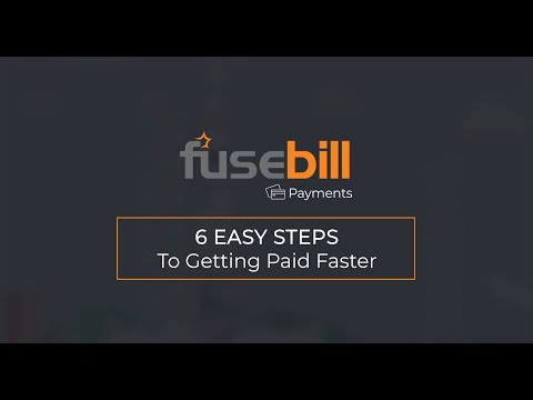 Fusebill Payments - Get Paid Faster