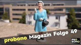 probono Magazin Folge 49: Alles so schön bunt hier!