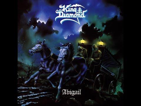 King Diamond - Abigail - Remastered (Full Album) - 1987