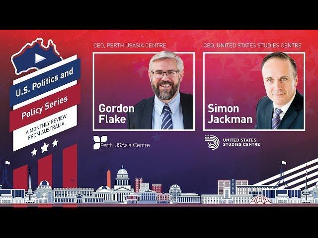 US Politics Web Series 2   Ep. 4 feat. Annelise Nielsen