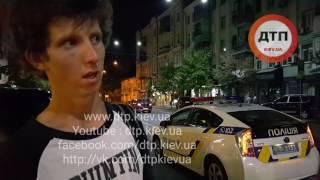 29.07.2016 ДТП КИЕВ САКСАГАНСКОГО ПОРШ ВЕЛО 2