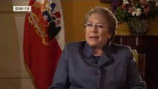 People and Politics | Michelle Bachelet - Chile