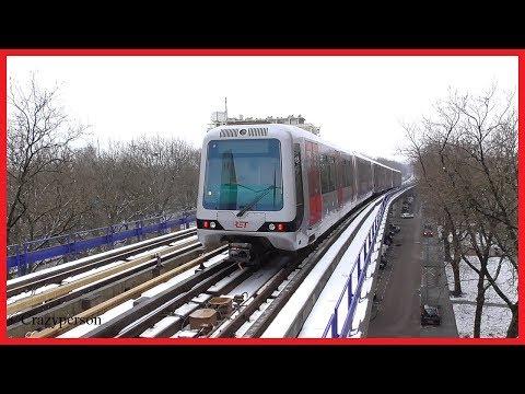 Metro Rotterdam Feb. 2017 Deel 1 - Part 1