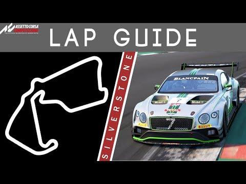 Silverstone Lap Guide - Assetto Corsa Competizione