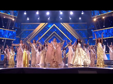 Miss Supranational 2017 - FANS QUESTIONS LIVE - Group 8