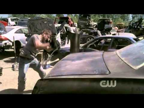 Supernatural - Impala - Rock of Ages