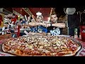 RICO'S 12LBS TEAM PIZZA CHALLENGE - Sarasota, FL