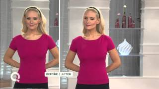 Barely Breezies Set of 2 Underwire Lined Mesh Bras with Rachel Boesing | QVCtv