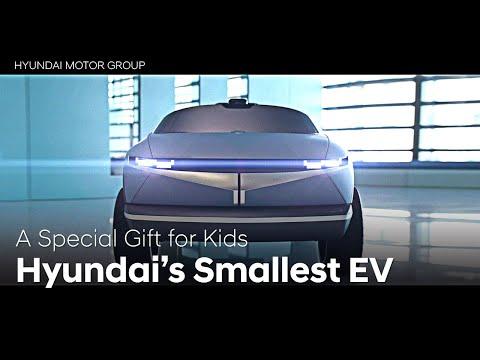 Najmniejsze elektryczne auto Hyundaia