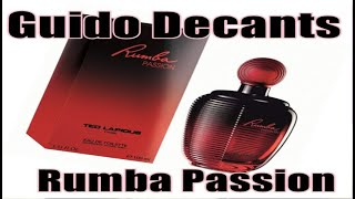 Guido Decants: Rumba Passion Ted Lapidus