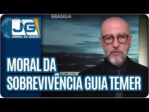 Josias de Souza/Moral da sobrevivência guia Temer