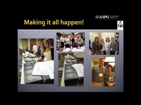 Mary Broussard- AAPG Imperial Barrel Competition-Inside Story