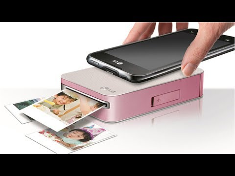 5 Best Portable Printers - Best Mobile Printers / Pocket Printers Available On Amazon