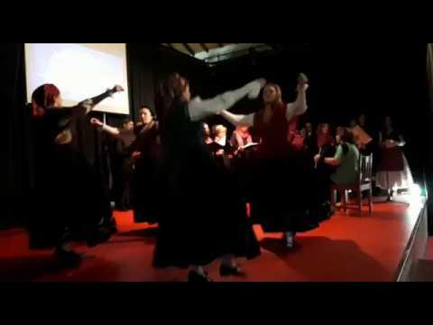 Festival de música Sarricanta, en Sarria, no Día das Letras Galegas