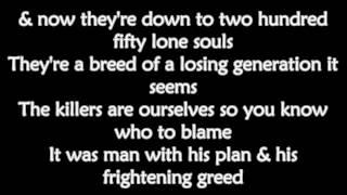 Bad Religion - Losing Generation (Lyrics)