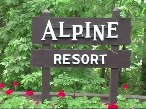 Alpine resort egg harbor door county wisconsin for The alpine lodge