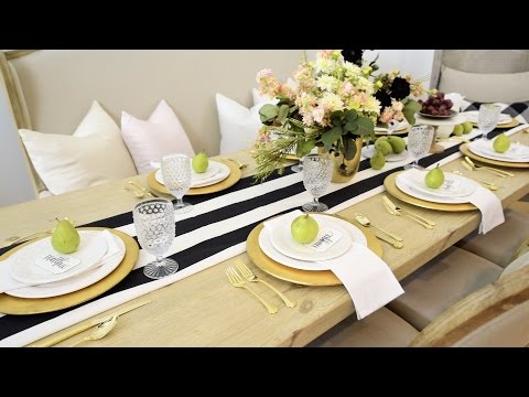 Setting the Table: Family Dinners | Maggie Holmes