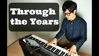 Through the Years-Kenny Rogers-PianoCoversPPIA
