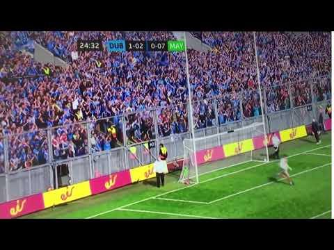 Dublin Scores All Ireland Final 2017 Point 3 John Small