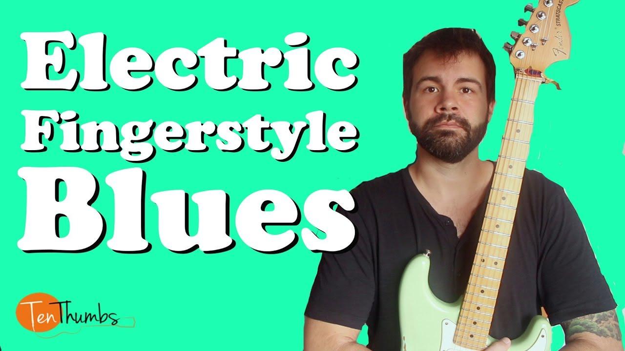 Fingerstyle Blues Guitar Tabs