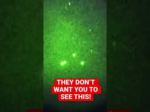 THEY Don't WANT YOU to See This! … Caught by UFO Seekers Over the Mojave Desert.