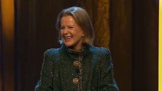QX-galan 2015: Jättejublet för Anni-Frid Lyngstad