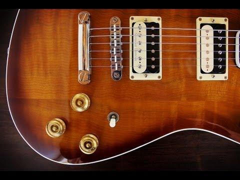 Guitar Review - Gibson Firebird Meets Fender Jaguar - Custom Hybrid by Dobson Guitars