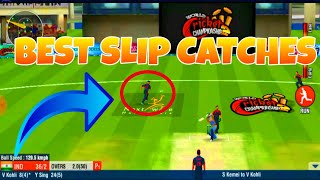 Wcc 2 Outside Edge Tricks - Top 10 Slip Catches in Wcc2