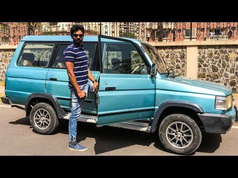 Toyota Qualis - What Made It So Popular? | Faisal Khan