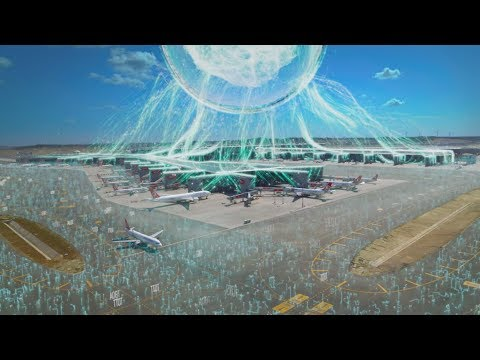 Meet One of the Most Technologically Advanced Airport in the World