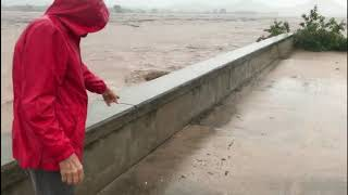 Compilation of Hurricane Willa Flooding in Mexico