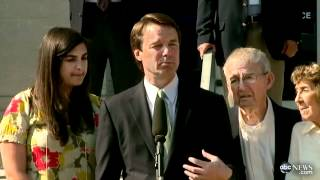John Edwards Speaks After Verdict:
