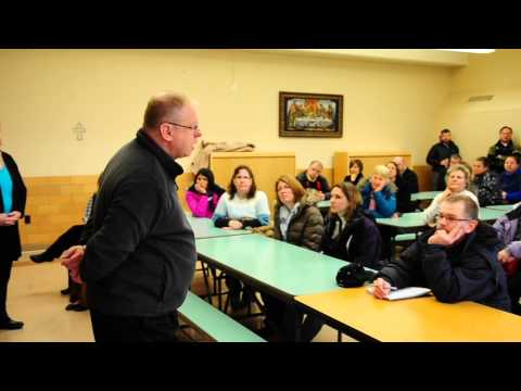 St. Francis of the Lakes Catholic School Assembly -Brainerd, MN-