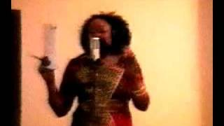 Oumou Sangaré vocal tests for her featuring in Samba Touré