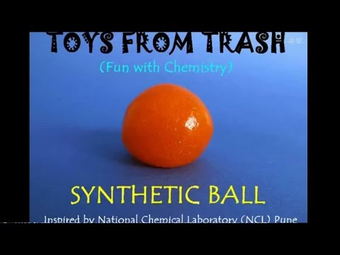 Synthetic Bouncy Ball Hindi Great Chemistry Feat Youtube