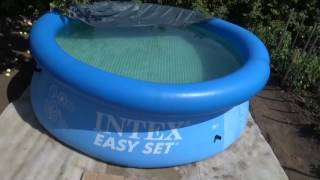 видео Какие нужны таблетки для бассейна, чтобы не цвела вода