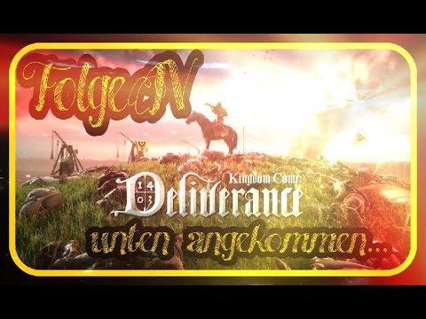 Kingdom Come Deliverance - UNTEN ANGEKOMMEN... # 004 (Liam Neeson trainiert uns)
