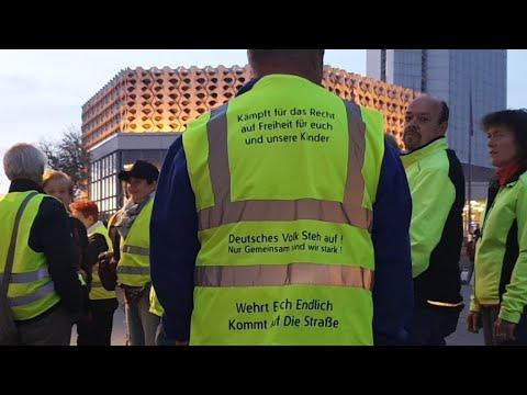 25.10. 2019 #GelbeWestenChemnitz