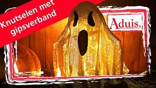 Gipsverband - Halloween