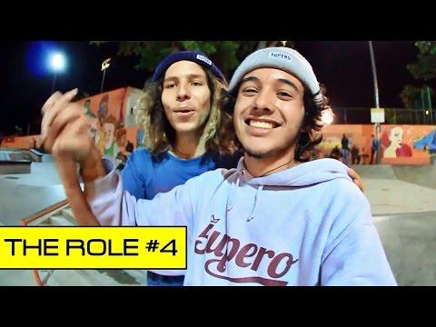 The Role #4 -  Viagem pro RJ, Santoro Mutante e Skatista BR