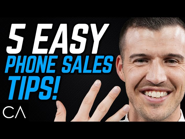 5 Easy Phone Sales Tips For Insurance Agents!