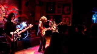The Wall Clocks live at the Hard Rock Cafe - Detroit