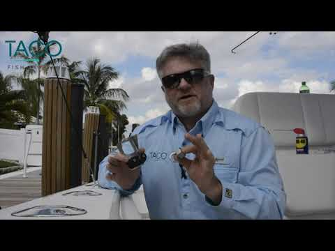 How To Install The TACO Outrigger Line Tensioner
