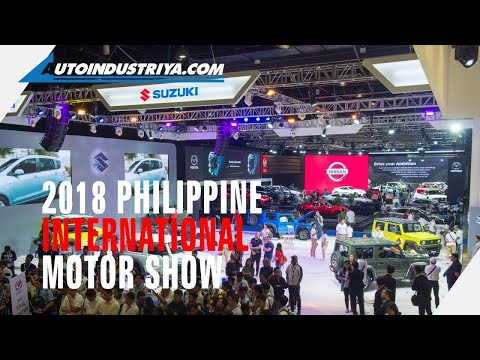 2018 Philippine International Motor Show (PIMS)